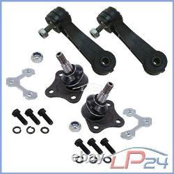 Complete Kit 4x Amortizer + Parts Wheel Suspension Front Vw Bora Golf 4 1d