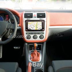 DVD Gps Car Radio For Touran Golf 5 Passat Tiguan Tiguan Jetta Bora Skoda Seat