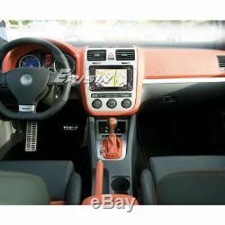 Dab + Car DVD For Vw Golf 6 May Seat Leon Skoda Eos 3g Bluetooth Gps CD 77148