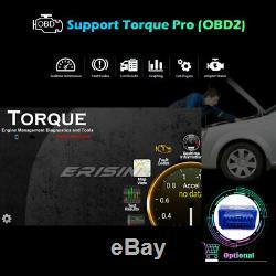 Dab + Radio 10.0 Android Carplay Tnt For Vw Golf Jetta Polo Passat Peugeot 307