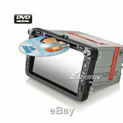 Dab + Receiver For Vw Golf Mk5 Passat Touran 6 Seat Skoda DVD Obd Tnt Win6 88115