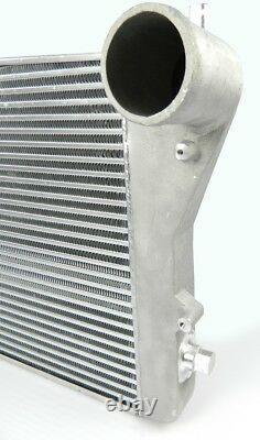 Developing Intercooler Kit Tube N Fin 600x420x50mm 2.0 Tfsi Tsi Vw Golf 5 Gti