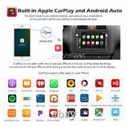 Dsp Android 10.0 Radio Dab + Carplay For Vw Golf Jetta Polo Passat Peugeot 307