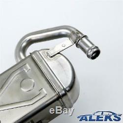 Egr Radiator Exhaust Gas Recirculation + Seals Q3 Audi A3 Vw Golf Passat 2.0