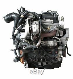 Engine 2012 Audi Seat Skoda Vw Scirocco Tt A3 Golf 2.0 Tdi Cfg Cfgb