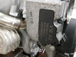 Engine Audi A3 Golf V 5 Seat Ibiza Leon Skoda 1.9 Tdi 105cv Type Bxe 79,525 Km