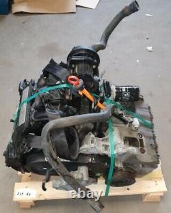Engine Ccs Vw Golf 6 Passat Audi A3 Seat Altea Skoda Octavia 1.6 Gasoline Used