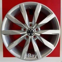 F893 S Set 4 Alloy Wheels Made Italy 18 X 7 Volkswagen Golf VII Auv