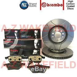 For Audi S3 Tt Seat Ibiza Leon Vw Golf Front Brembo Brake Discs Skates Sports