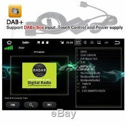 For Vw Seat Skoda Golf T5 Passat Touran Polo Car Audio Android 7.1 Dab + Tnt 3718f
