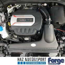 Forge Carbon Fiber Admission Induction Kit Audi S3 8v Vw Golf Mk7 R /