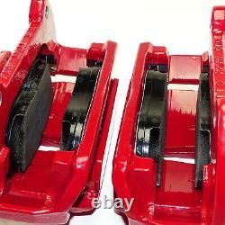 Front Braking Vw Golf 7 Gti Clubsport 340mm Brake Discs Nine