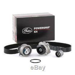 Gates Water Pump & Timing Belt Kit Vw Golf IV 1j1 Golf V 1k1