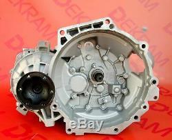 Gearbox Vw Golf VII 7 Audi Seat Leon Skoda Octavia 1.6 Tdi Mww,