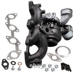 Gt1749v Turbo For Vw Golf V Jetta Touran 2.0 Tdi 140ps 03g253019h Bkd/avz/ Bkp