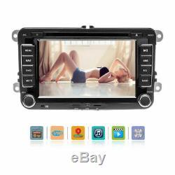July 2 Din Car DVD Usb Navi Wifi Mp5 Gps For Vw Polo Golf Passat Seat Skoda