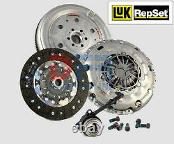Kit Clutch Flywheel Luk Audi A3 2.0 Tdi 140 CV 103 Kw Bkd