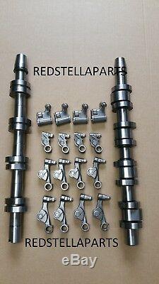 Kit Complete Camshaft Rocker Vw Jetta Passat Golf V Skoda 2.0 Tdi 16v