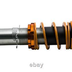 Kit Suspension Combine Filete For Audi A3 8l1 Vw Golf Mk4 1.9 Tdi Fwd Structs