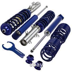 Kit Suspension Combine Filete For Vw Golf Mk4 1.8 T Turbo Adjustable Shock Absorber