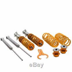 Kit Suspension Shock Absorbers For Vw Bora Bora Variant 1j2 1j6 1j1 New Golf IV