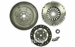 Luk Clutch Kit + Engine Steering Wheel For Audi A3 A1 Skoda Octavia 600 0006 00