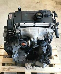 Motor With Pd-einheiten Audi A3 Vw Touran Golf 2.0 Tdi 16v 140 CV Bkd
