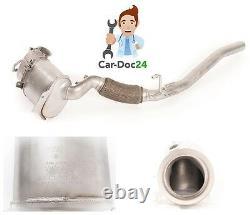 Original Particle Filters Diesel Fap Audi Vw Seat Skoda 2.0tdi 1k0131723ag