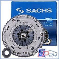 Sachs Clutch Kit-flying Vw Caddy 3 04-09 Golf 5 1k 1.9 Tdi