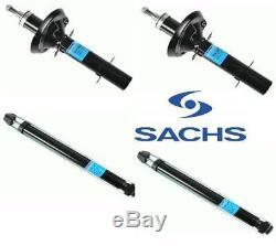Sachs Super Quality Kit 4x Shock Absorber Vw Golf IV 97-05 / Variant 99-06