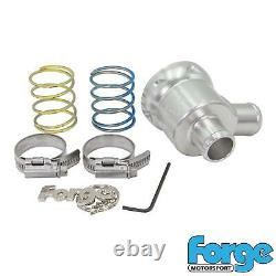 Silver Forge Recirculation Directional Vanne For 1.8t Golf Mk4 Gti Audi S3