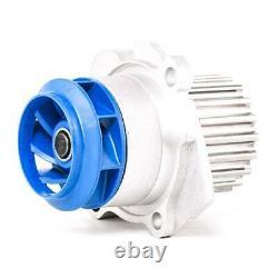 Skf Water Pump + Distribution Belt Kit For Vw Golf V 1k1