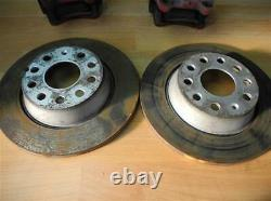 Skoda Octavia 1z Rs Vw Golf 5 Gti Seat Staircase Rear Support 272m 5k0615424a