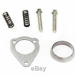 Stainless Descent Substitute Kat Y-pipe Audi A3 Seat Leon 1,9tdi Vw Golf IV