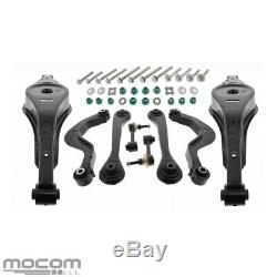 Suspension Arm Kit For Vw Golf Touran 5/6 Command Reinforced Rear Axle