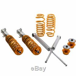 Threaded Combined Damper Suspension Kit For Vw Volkswagen Golf 4 IV 1j1