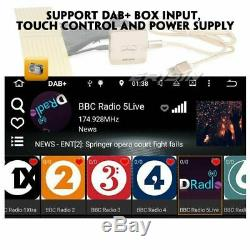 Tnt Android 9.0 Car Gps Dvr Dab + For Vw Golf 5 Passat Polo Tiguan Eos Seat