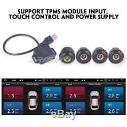 Tnt Car Audio Android 8.1 For Vw T5 Seat Skoda Mk5 Golf Passat Dab + Tpms 93318f