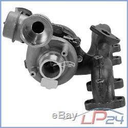 Turbo Compressor Vw Caddy Golf Plus 5m 2004-10 3 5 3 1k Jetta 1.9 Tdi 2005-10