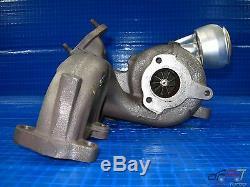 Turbo Vw Bora Golf IV Beetle Sharan 1.9tdi Polo 90 110 115 CV 713672