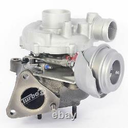 Turbocharger A3 Skoda Octavia Vw Golf Seat Ibiza 1.9 Tdi 81kw Asv 028145702n