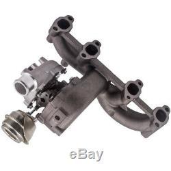 Turbocharger For A3 Leon Bora Golf 1.9 100 HP 454232-1 454232-2 038253019a