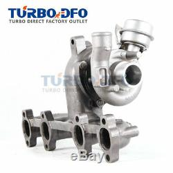 Turbocharger Turbo Vw Caddy V Golf Jetta 1.9 Tdi Bjb Bkc Bxe 77 Kw 54399880011