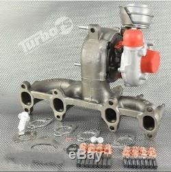 Turbocharger Vw Audi Seat Skoda 1.9 Tdi 100hp 110hp 115hp Alh 03g253014e
