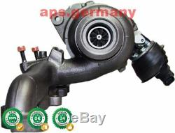 Turbocharger Vw Golf VI 1.6 Tdi Audi A3 1.6 Tdi Vw Touran 1.6