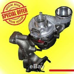 Turbocharger Vw Passat 2.0 Tdi 16v 103kw / 140hp 724930 03g253010j Turbo