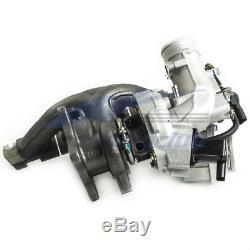 Turbocompressor K03 / K04 Turbo For Vw Gti Golf Eos Jetta Passat 2.0 Tfsi New