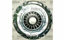 Valeo Clutch Kit + Engine Steering Wheel For Volkswagen Polo New Beetle 826317
