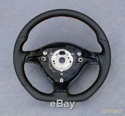 Volkswagen Golf IV Steering Wheel Passat Bora Seat Leon Toledo Skoda, Flattened
