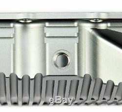 Voll-alu Turning On Oil Carter Tfsi / Tsi Ea888 + Gray Mqb Vw Golf 6, 7 Gti